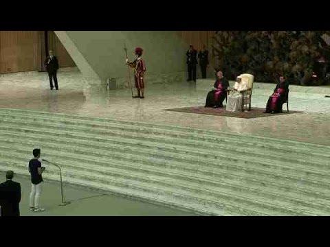 El Papa alerta del crecimiento de una cultura de la destrucción en el mundo
