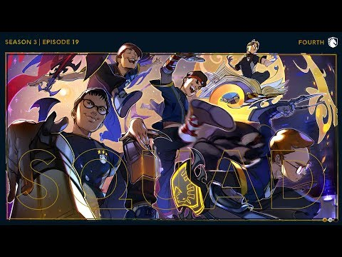 Back (to Back) To Back (to Back) LCS Champions | League Of Legends - SQUAD - S3EP19 - Lol Esports