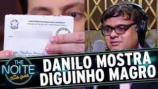 Baixar The Noite (22/08/16) - Danilo mostra foto antiga da época que Diguinho era MAGRO!