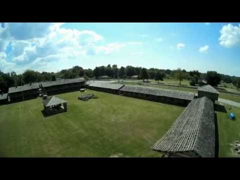 Fort Gibson Site & Museum, Ft. Gibson, Oklahoma