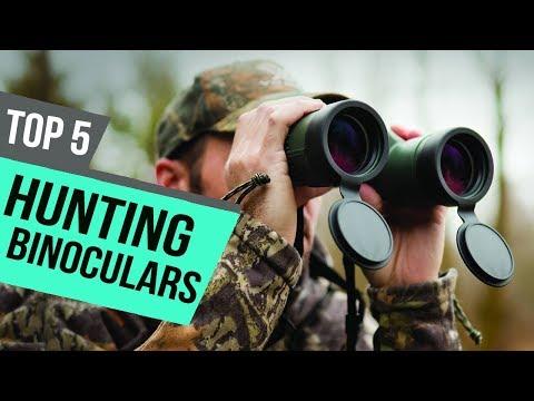 5 Best Hunting Binoculars 2019 Reviews