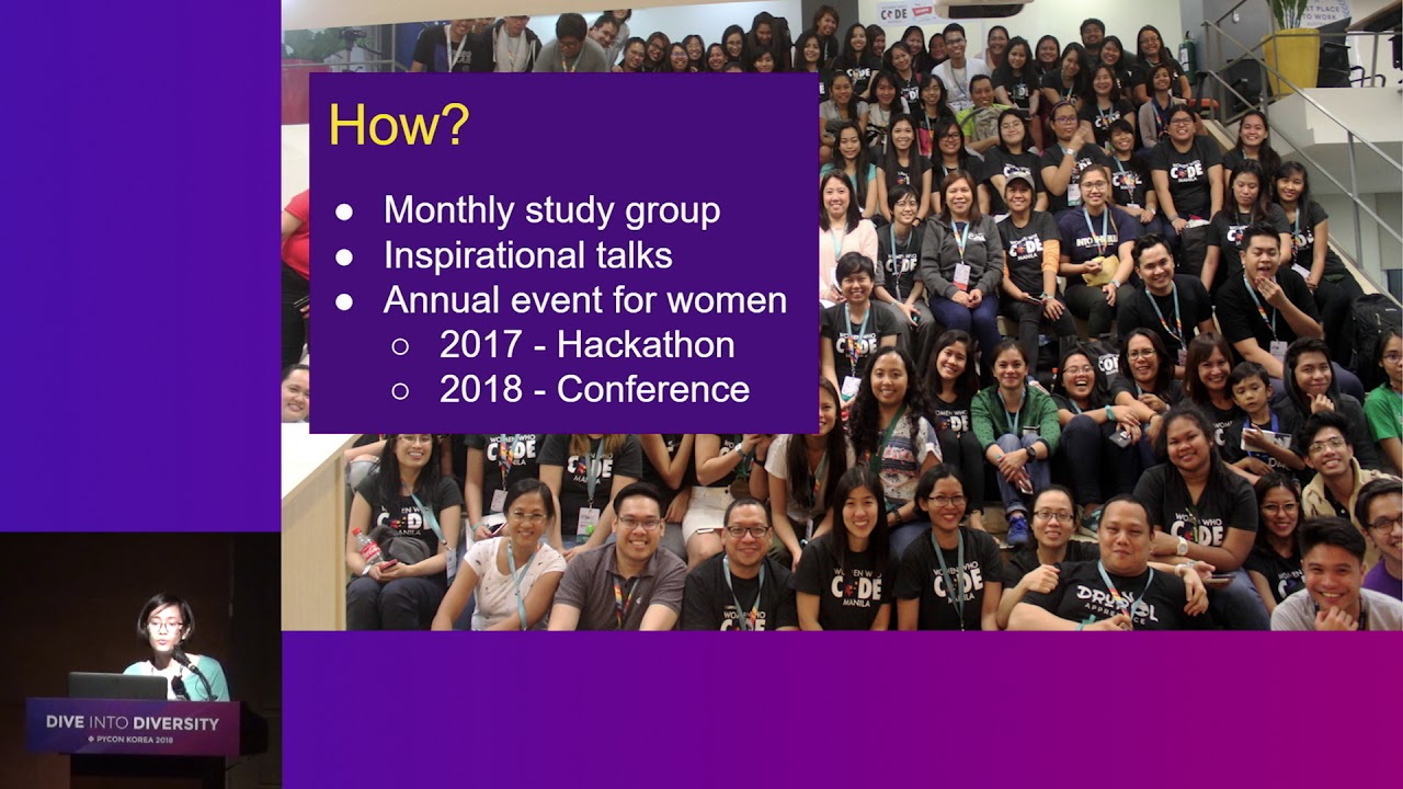 Image from A Walk-through of Women Who Code Manila's Python Study Group - Nicole I. Tibay