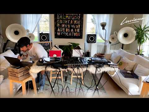 Luciano Living Room Session Part.16 (02.04.2020)