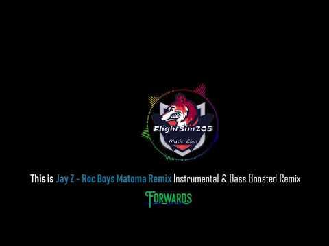 Jay-Z Roc Boys - Matoma remix (Karaoke)