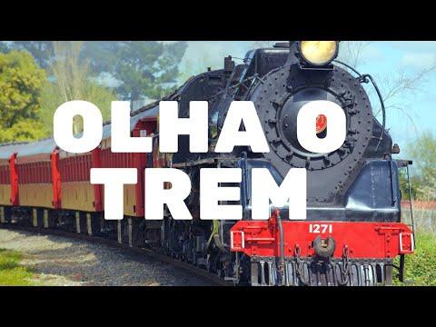 Olha o Trem! Conhecendo a via férrea  de Alagoinhas