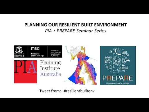 Challenges to Melbourne's Resilience