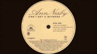 Ann Nesby - Can I Get A Witness (Mousse T