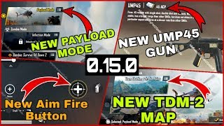 PUBG MOBILE 0.15.0 RELEASE DATE NEW TDM MAP,BRDM-2,NEW PAYLOAD MODE & More. | Mr IG