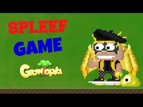 SPLEEF GAME !! | Growtopia