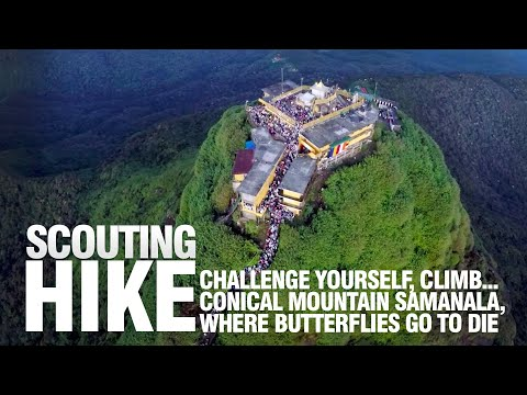Hiking Trails leading to Sri Pada