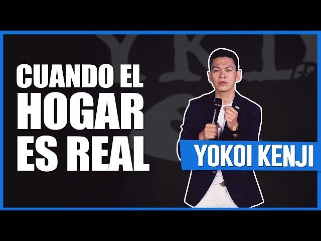 CUANDO EL HOGAR ES REAL |YOKOI KENJI