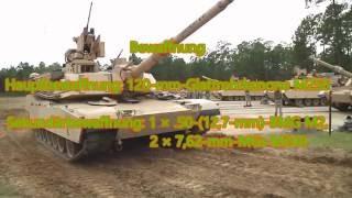 Die 5 stärksten Panzer der Welt