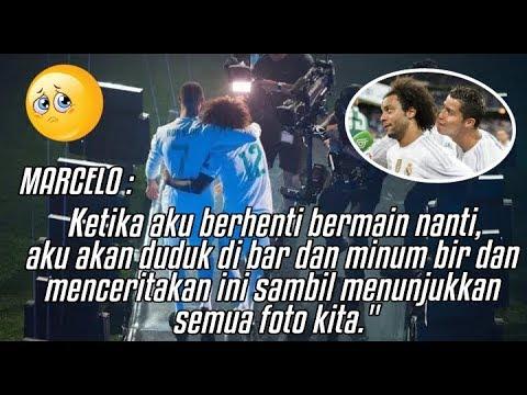 Semua Menangis 😭 !! Marcelo Akhirnya Kirimkan Ucapan Menyentuh Untuk Cristiano Ronaldo Mp3