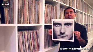 PHIL COLLINS In The Air Tonight (Extended Version) en VINILO !! by Maxivinil.