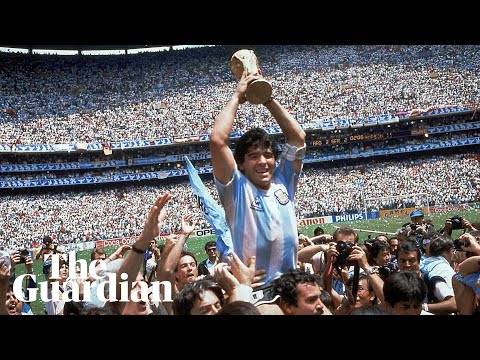 Remembering Diego Maradona: