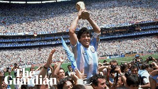 Download lagu Remembering Diego Maradona: football legend dies aged 60