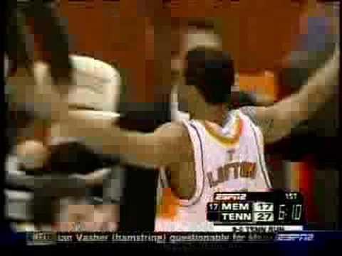 Chris Lofton vs. Memphis