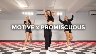Motive x Promiscuous - Ariana Grande (Dance Video) | @besperon Choreography