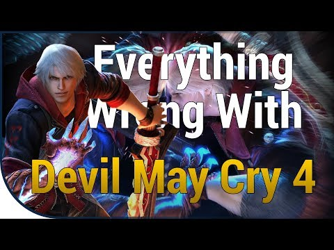 GAME SINS | Everything Wrong With Devil May Cry 4 thumbnail
