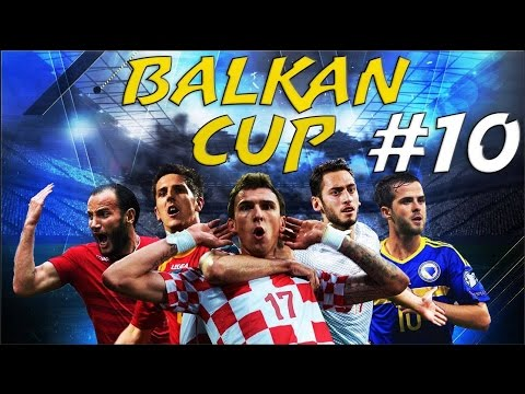 FIFA 17 - BALKAN CUP #10 - THE END OF GROUP B