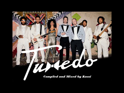 Tuxedo (Jake Dutton, Mayer Hawthorne) - Compiled and Mixed by Kaszi
