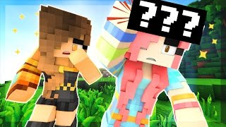 Minecraft - RAINBOW STEALS FROM THE MAD HAT MAN!?(Minecraft Roleplay)