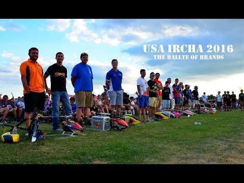 IRCHA 2016 THE Battle of brands Graupner Dunkan Bossion(比赛)