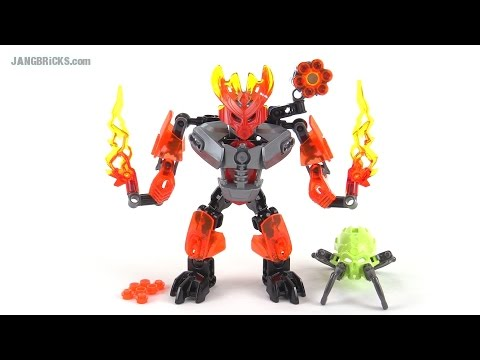 LEGO Bionicle Protector of Fire review! set 70783