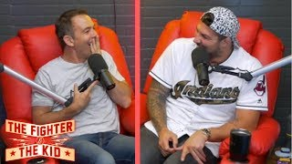 Brendan Schaub ROASTS Bryan Callen's Turkey Neck