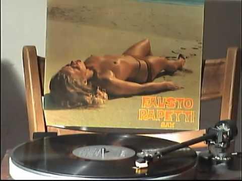 Fausto Papetti - Sax   1971