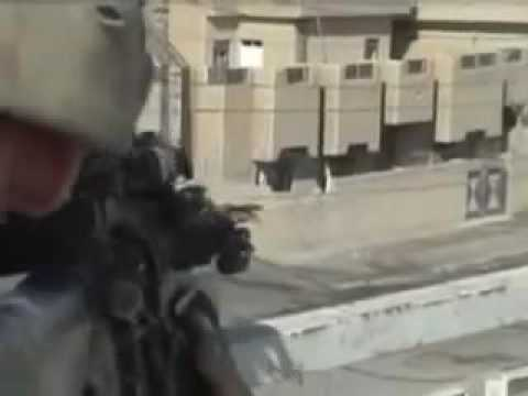 |Second battle of Fallujah | 3rd battalion 1st Marines Kicking ass!!!