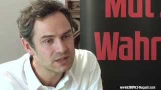 Dr. Daniele Ganser im Gespräch mit Karl-Heinz Hoffman