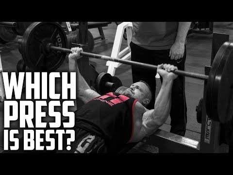 Flat, Incline or Decline Bench Press Which is Superior? | Tiger Fitness