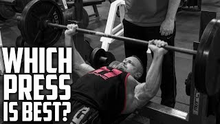 Flat, Incline or Decline Bench Press - Which is Superior? | Tiger Fitness