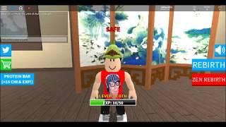 Roblox Karate Chop Simulator (link na descriçao)