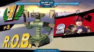 Baixar RCS #8 Smash Wii U - TheSexySpartan (Link) vs WithermanX27 (ROB)