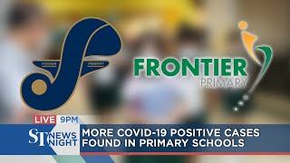 More Covid-19 positive cases found in primary schools | ST NEWS NIGHT