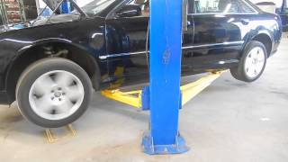 STK# A15063 2007 AUDI A8 DRIVE TRAIN TEST VIDEO(, 2015-08-21T20:00:03.000Z)