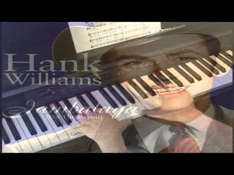Jambalaya (On the Bayou) - Hank Williams - Piano