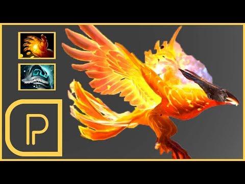 Purge Plays Phoenix /w Day9