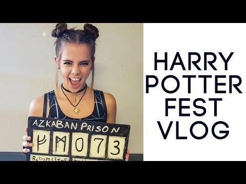 Harry Potter Festival Vlog!