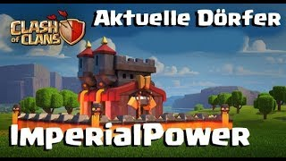 [386] Imperial Power | 3 aktuell oft genutzte Dörfer | Clash of Clans Deutsch COC