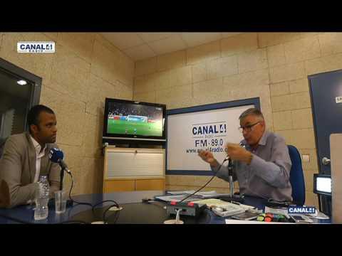 ENTREVISTA  CANAL4 RADIO  14 09 2016  MAHETA MOLANGO