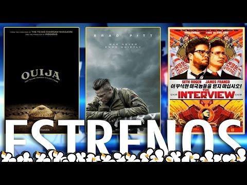 Fury, Ouija, Interview, Agentes del Desorden y más