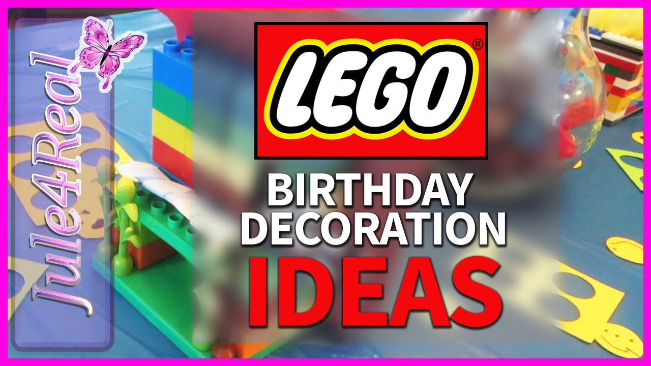 Birthday Party Decoration Ideas Youtube