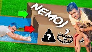 vuclip NEMOJ SE SLAJDOVATI KROZ POGREŠNU KUTIJU *Mystery Box Challenge*