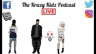 The Krazy Kidz Gaming | Roblox | Podcast | LIVE