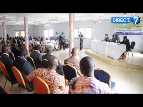 Investiture du bureau de coordination UOAD-Togo