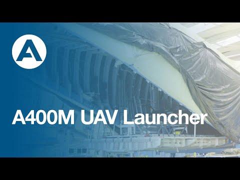 A400M UAV Launcher