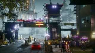 inFAMOUS: Second Son - Music Video - Burn (Papa Roach)